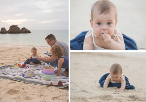 Dinner at Araha Beach