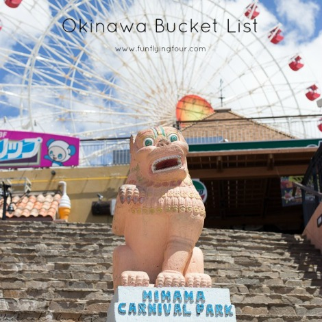 Fun Flying Four Okinawa Bucket List (1 of 1)