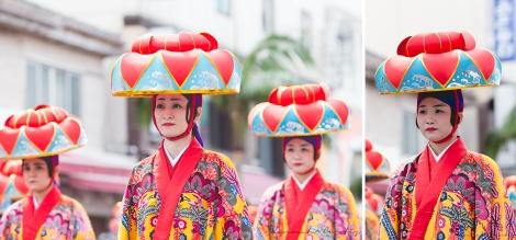Yotsudake Dancers