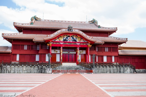 Shurijo Castle Seiden