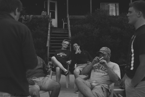 Boys Cigar night  (1 of 1)
