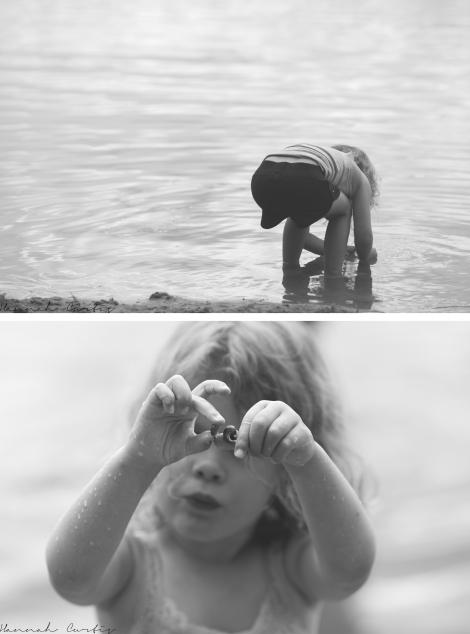 Eden hunting for shells