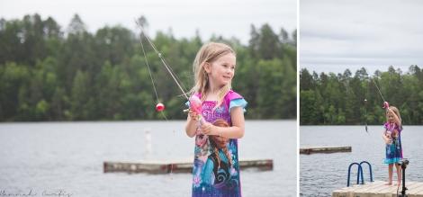 Lu fishing