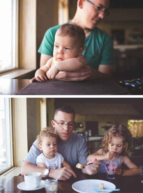 above; Matt & Clio Dec 2013, below; August 2014 - same table