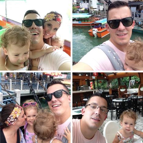 Matt's Selfies HK