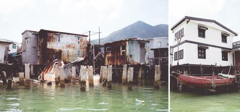Stilt Houses at Tai O