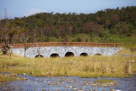bridge at Kurashiki Dam