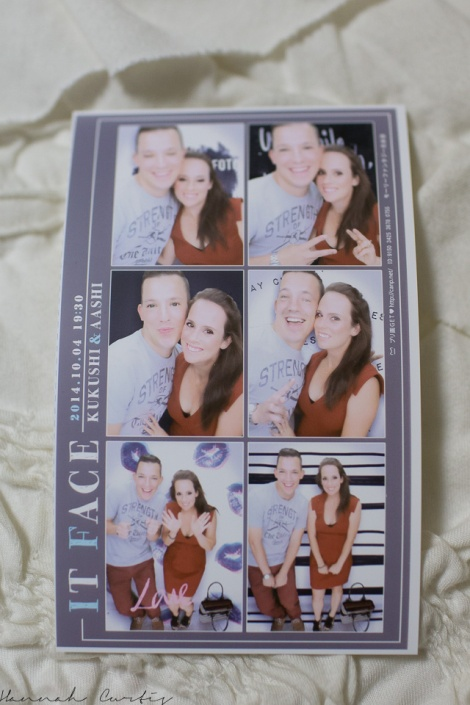 Date Night Photo Booth action