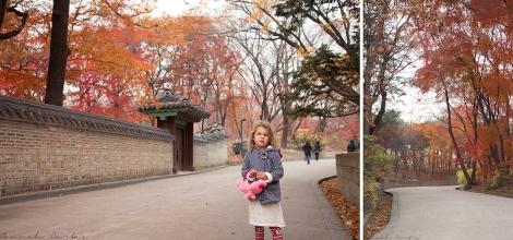 Seoul Girls Trip Day 2 Bukchon Changdeokgung Insa