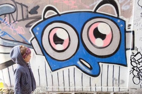 Hongdae Street Art