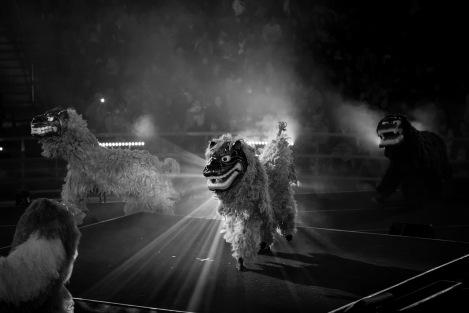 Shisa (lion dance)