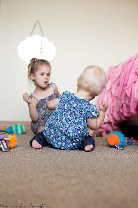 DAY 4 | babysitting