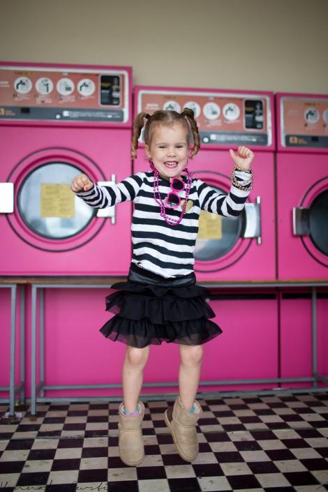 Fun Flying Four Pink Laundromat Okinawa  (11 of 19)