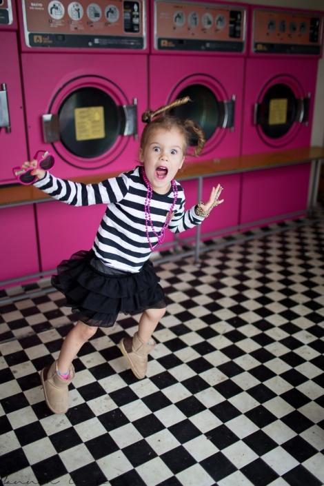 Fun Flying Four Pink Laundromat Okinawa  (12 of 19)