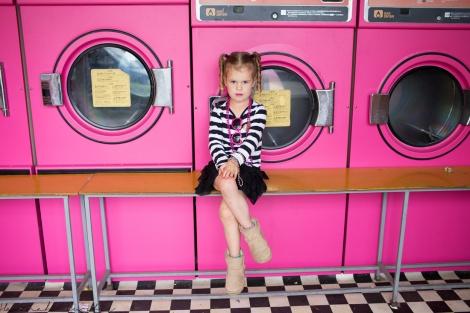 Fun Flying Four Pink Laundromat Okinawa  (13 of 19)
