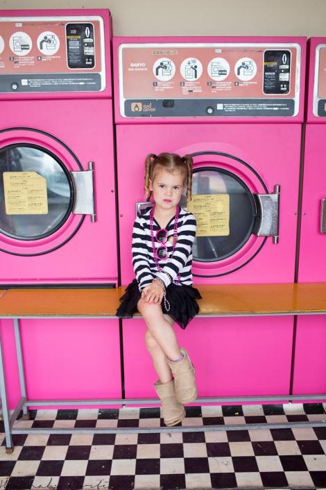 Fun Flying Four Pink Laundromat Okinawa  (14 of 19)