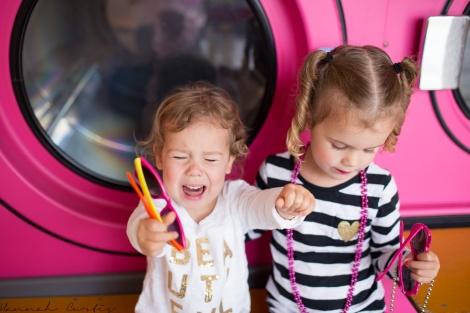 Fun Flying Four Pink Laundromat Okinawa  (19 of 19)