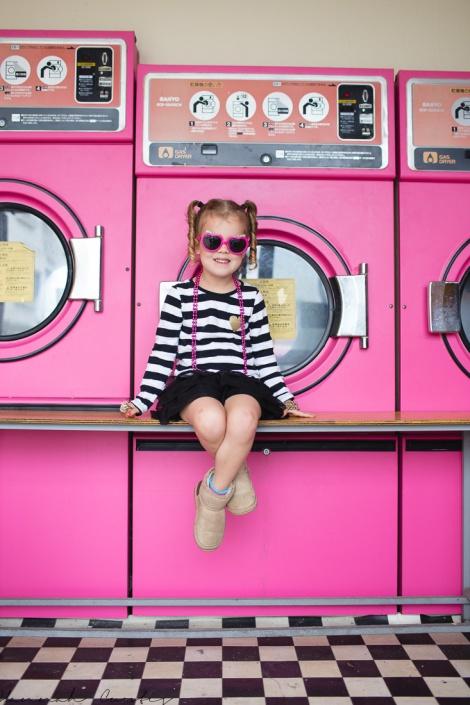 Fun Flying Four Pink Laundromat Okinawa  (2 of 19)