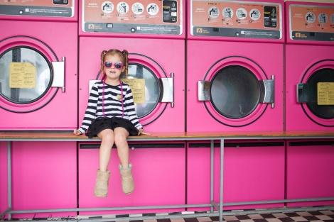 Fun Flying Four Pink Laundromat Okinawa  (3 of 19)