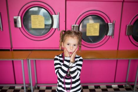 Fun Flying Four Pink Laundromat Okinawa  (9 of 19)