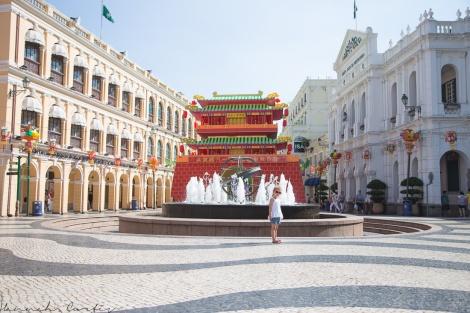 being cool in Macau