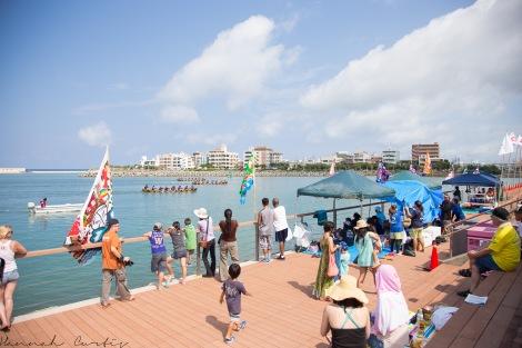 Fun Flying Four Chatan Nirai Haarii (Dragon Boat Races)  (10 of 16)