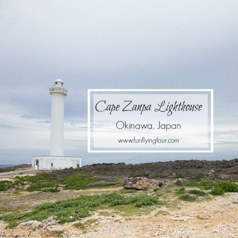 Cape Zanpa Lighthouse  (1 of 1)