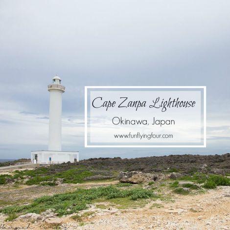 Cape Zanpa Lighthouse  (1 of 1)