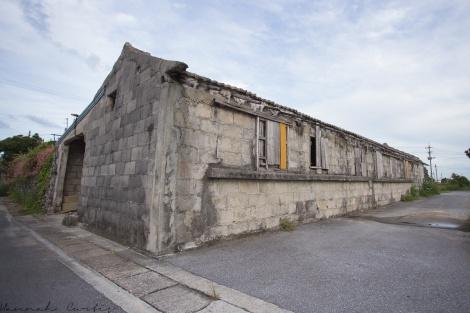 building from our walk around Izena Village