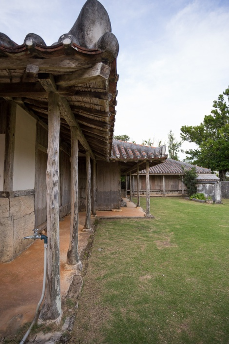 Meikari-ka house (a super old house!)