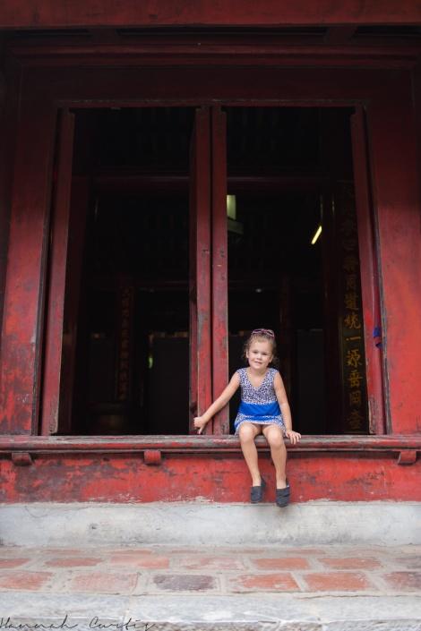 day 151 | Temple of Literature, Hanoi, Vietnam