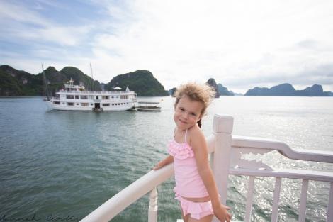 day 152 | Ha Long Bay, Vietnam