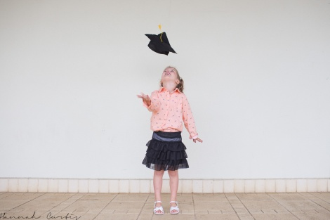 Eden 'graduating' pre-school