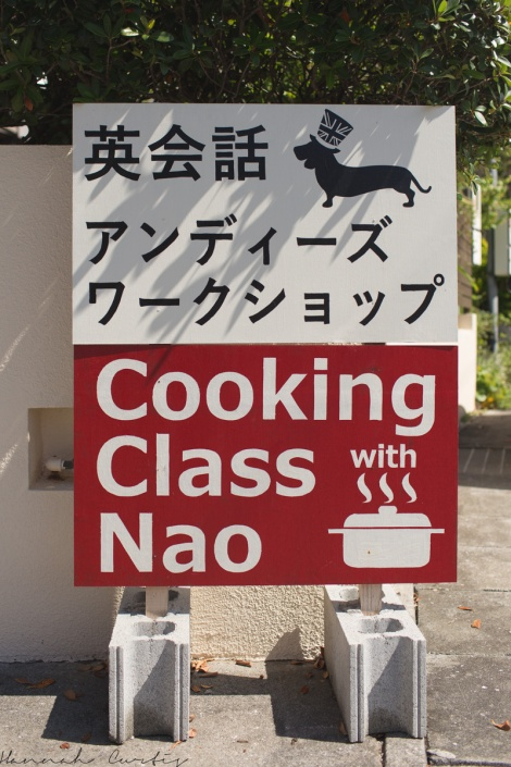 Cooking Class with Nao Okinawa -1
