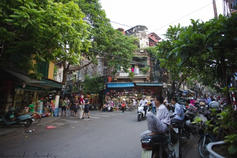 Fun Flying Four 48 hours in hanoi (8 of 9)