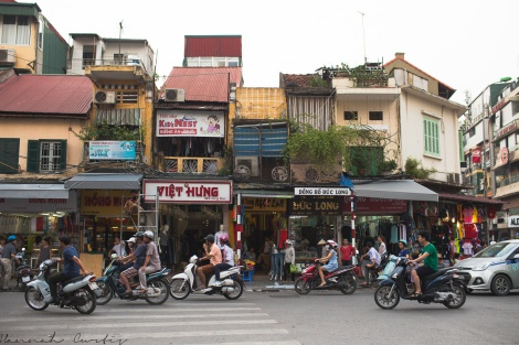 Fun Flying Four 48 hours in hanoi (9 of 9)