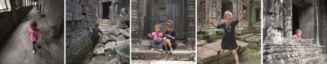 Fun Flying Four Family Activities in Cambodia