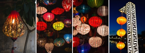 and of course the lanterns too