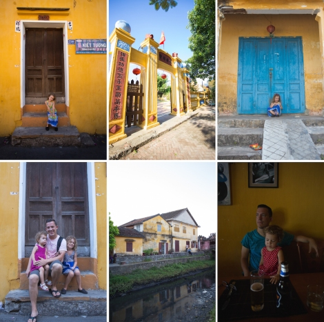 I loved all the yellow in Hoi An