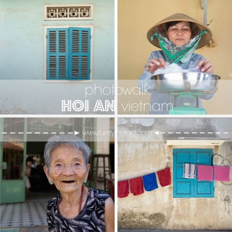 Fun Flying Four Hoi An Photo Walk Vietnam