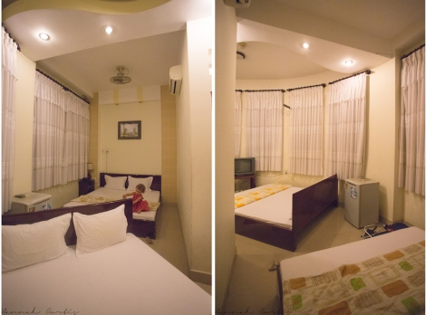 Hai Chau Hotel, Chau Doc