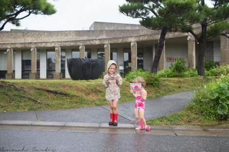 day 223 | our visit to the Sakima Art Museum