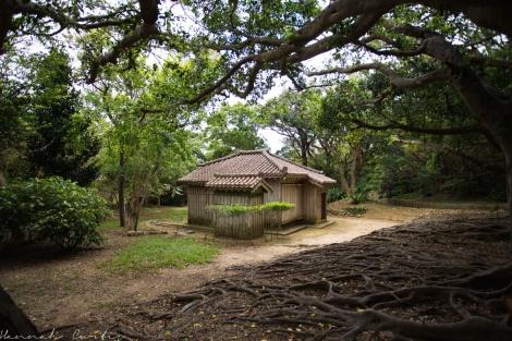 beautiful Shikinaen Royal Gardens