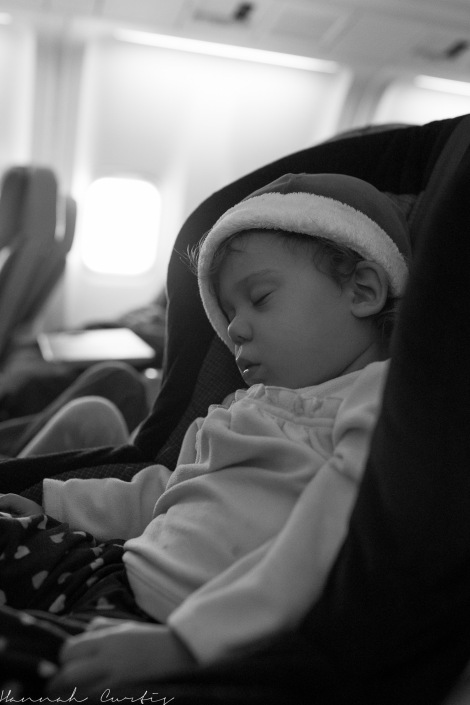 when the girls were little I loved bring their carseats on the plane...made it so much easier & more comfortable for them than the airline seat.