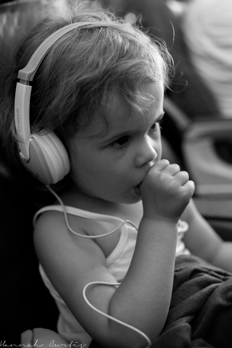 we purchased these kid sized headphones just prior to boarding our flight from UK - Japan (via USA) I am so pleased we did, makes it much more pleasant for all passengers so they don't have to listen to kid movies too!