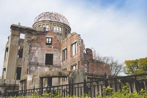 Genbaku Domu or Atomic Bomb Dome
