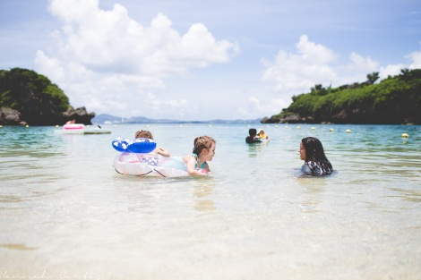 Day 22 | hanging out with Laura (Little Island Takara) on Ikei Island
