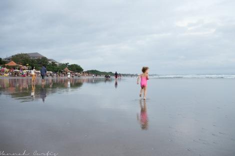 day 39 | loving being by the beach, Seminyak, Bali