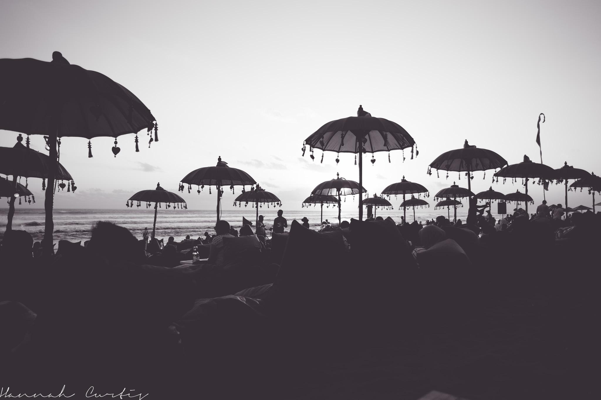 beached in Seminyak | Bali