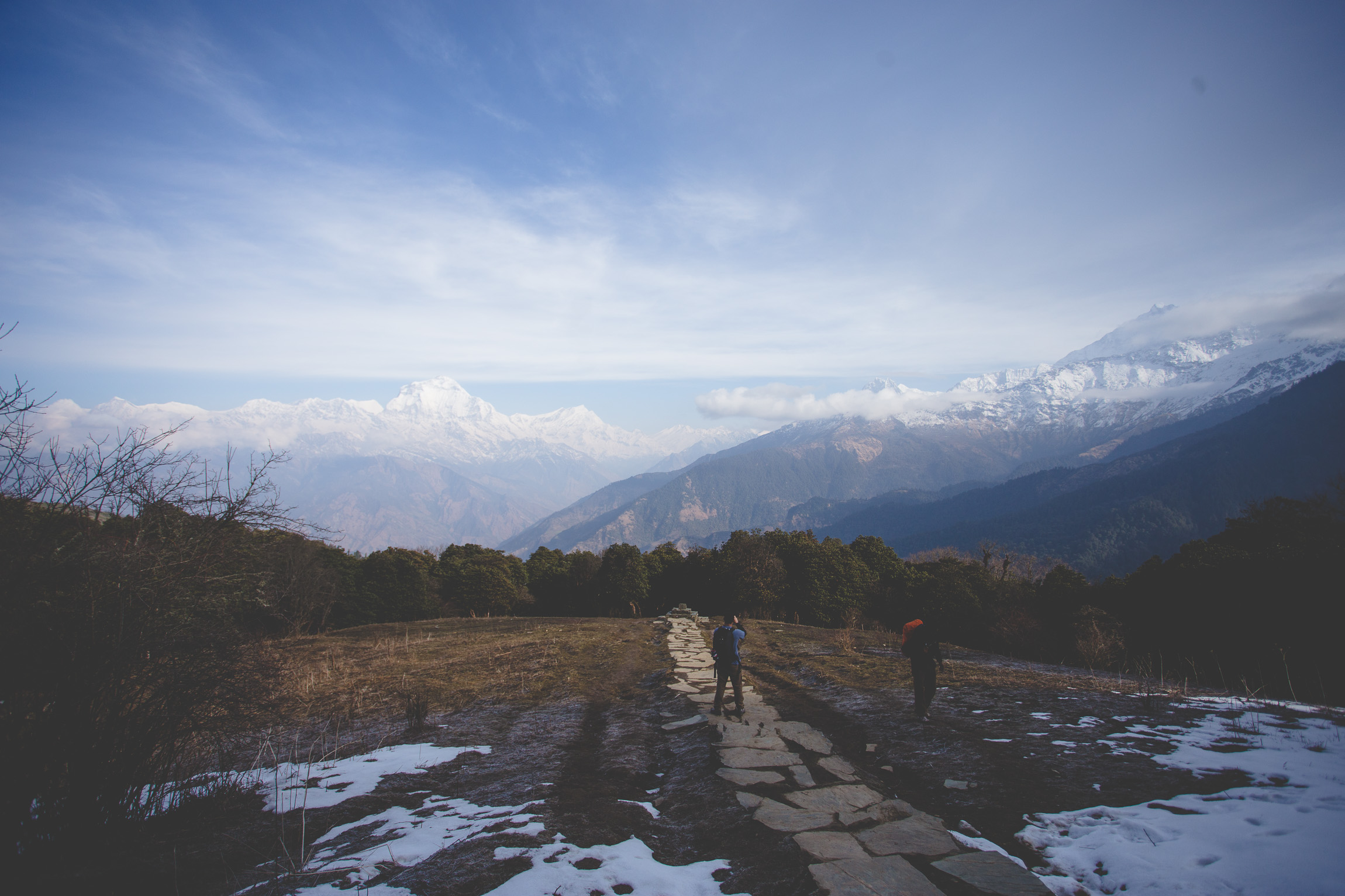 Trekking in Nepal [with kids]